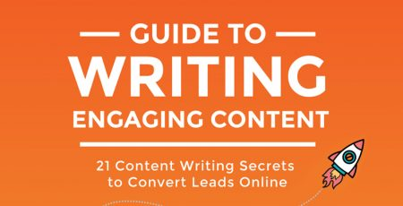 21 Content Writing Secrets to Convert Leads [Infographic]