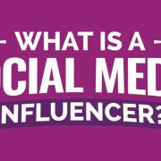 What is a Social Media Influencer? [Infographic]
