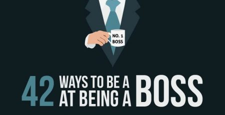 How to Be the Best Boss Ever! [Infographic]