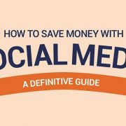 How to Save Money Using Social Media [Infographic]