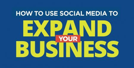 How to Use Social Media to Grow Your Business [Infographic]