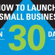 How to Launch a Business in 30 Days! [Infographic]