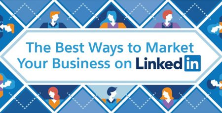 How to Market Your Business on LinkedIn [Infographic]
