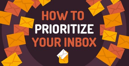 How to Prioritise Your Inbox [Infographic]
