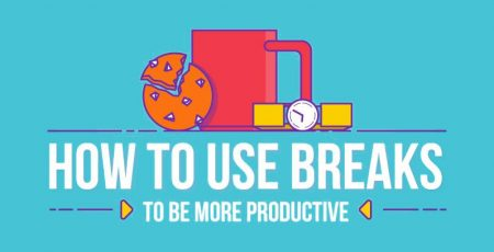 How to Use Breaks to Increase Productivity [Infographic]