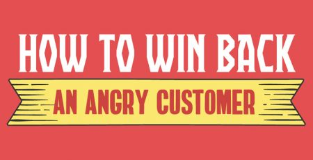 The Ultimate Guide to Winning Back Angry Customers [Infographic]