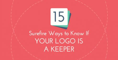 15 Ways to Know If Your Logo Is Any Good [Infographic]