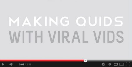 How to Make Money with Viral Videos [Infographic]