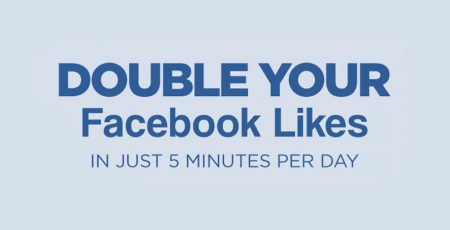How to Double Your Facebook Likes [Infographic]