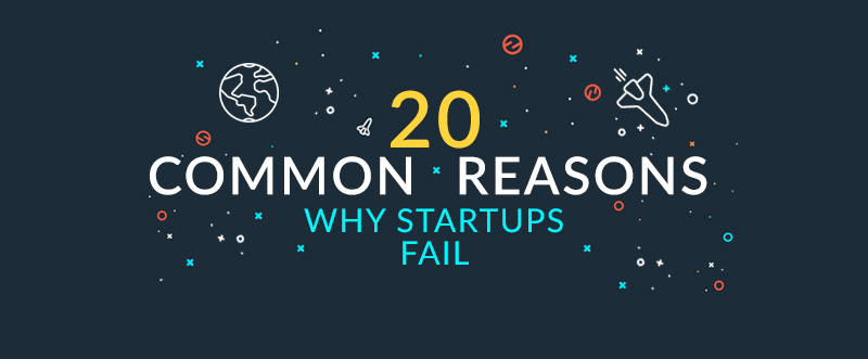 Common Reasons Startups Fail Intro