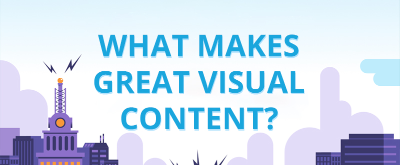 Create Great Visual Content Intro
