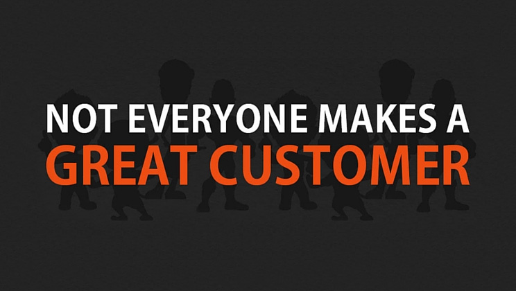 Great Customers Infographic Intro
