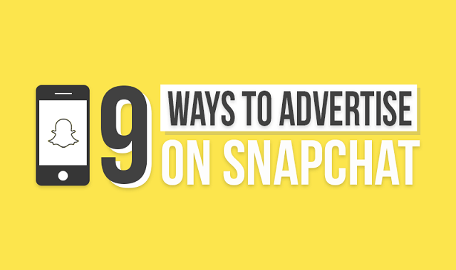 How To Advertise On Snapchat Intro