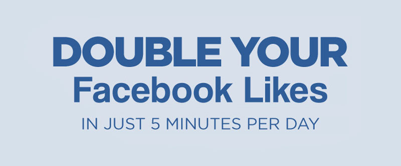 Double Facebook Likes Intro