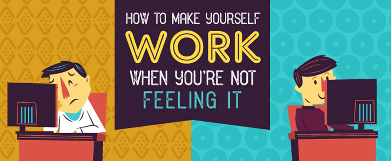 how to motivate yourself to work intro