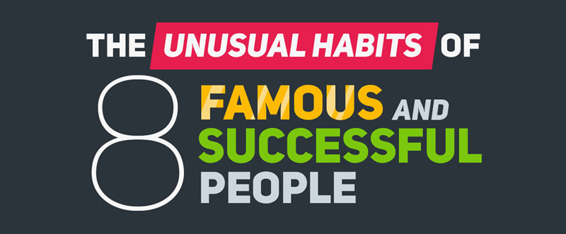 unusual habits of successful people intro